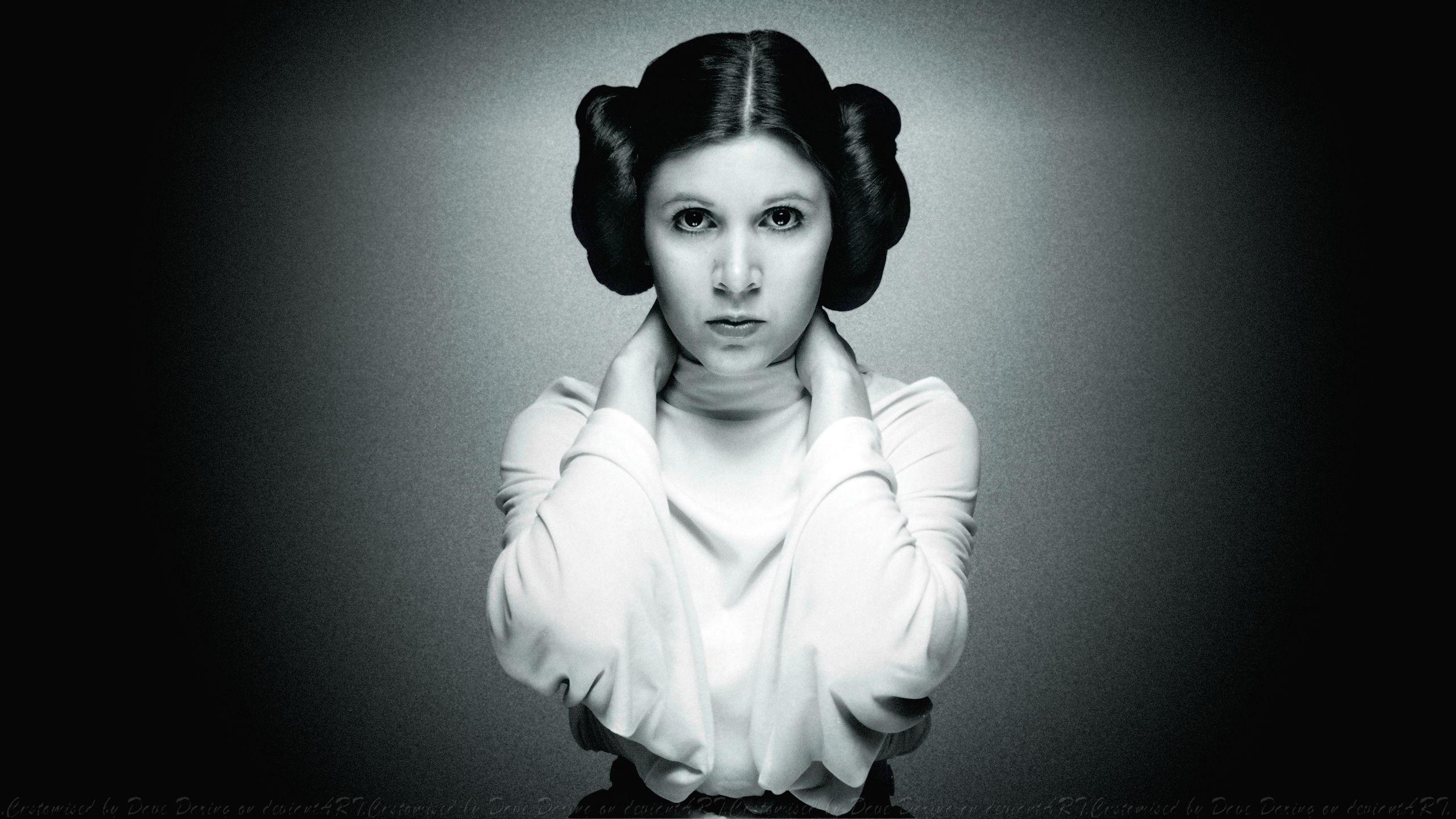 Resultado de imagen de fotografías princesa leia star wars