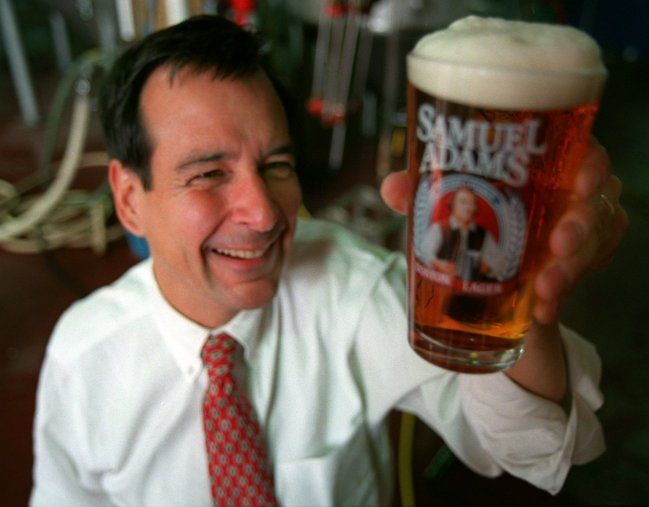 Jim Koch, Chairman Of Boston Beer Co.